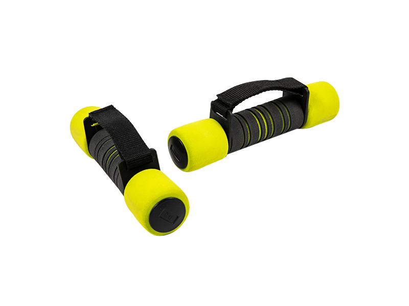 Foam Dumbbell Green 1kg