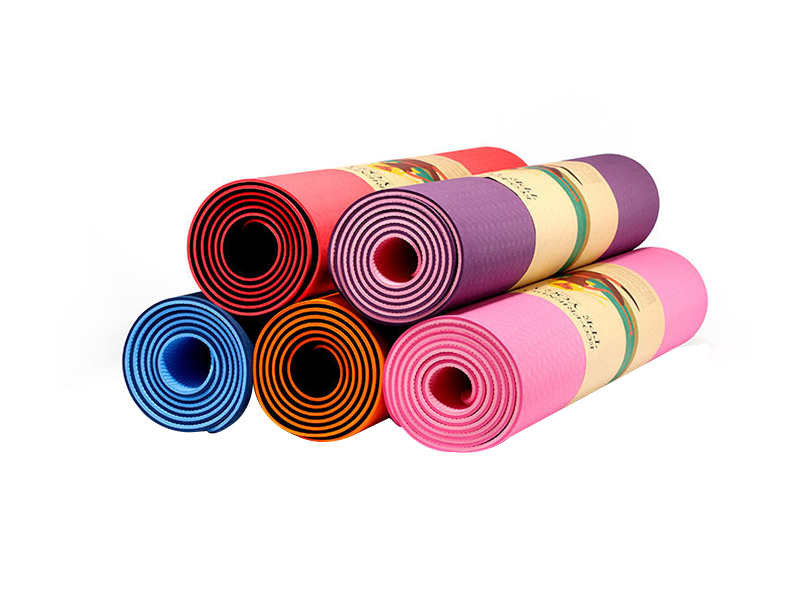 Precautions For Purchasing And Using Yoga Mats