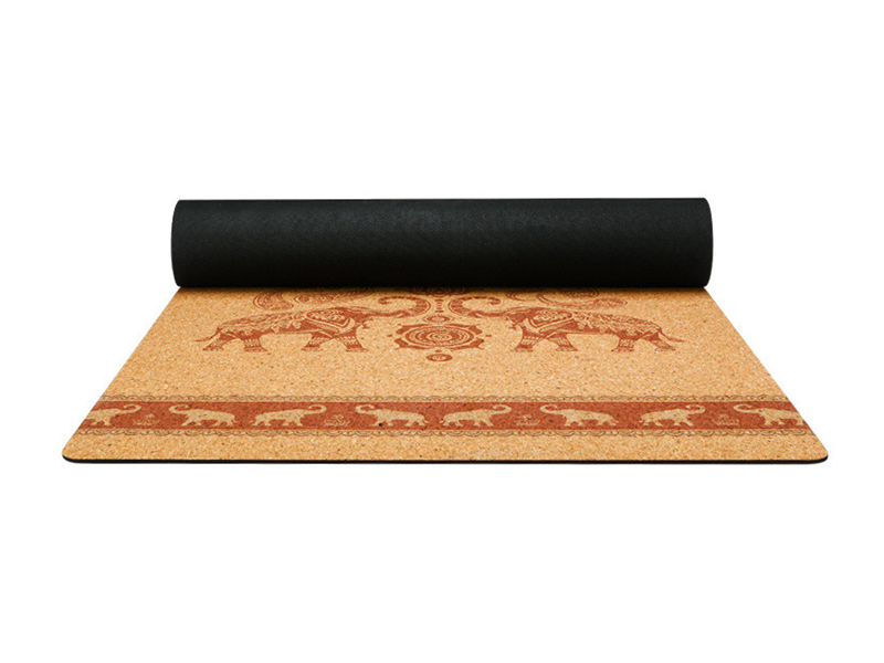 Yoga mat black