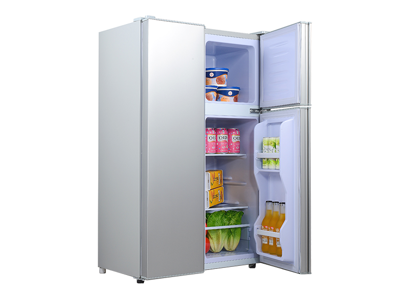 New three door refrigerator