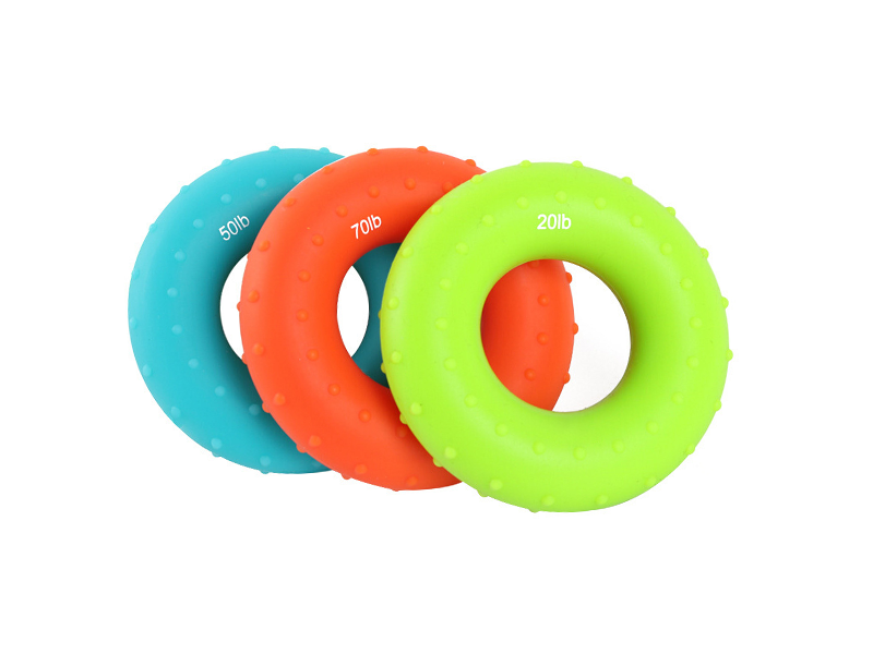 Bump silicone grip ring